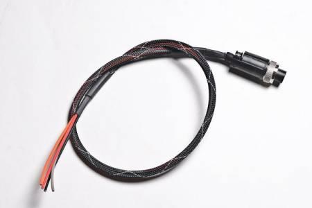 Radium Engineering - Radium Engineering Fuel Surge Tank Wiring Harness - Flying Leads W/ Connector *External Dual Pump*