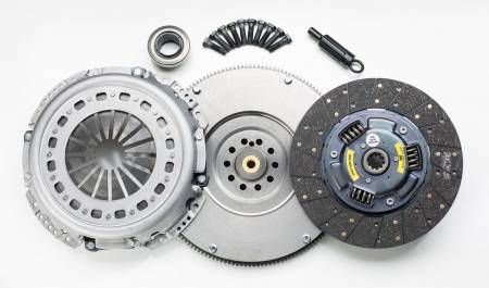 South Bend Clutch / DXD Racing - South Bend Clutch 94-98 Ford 7.3 Powerstroke ZF-5 HD Org Clutch Kit