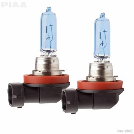 PIAA - PIAA H9 XTreme White Plus Twin Pack Halogen Bulbs