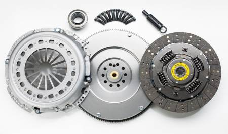 South Bend Clutch / DXD Racing - South Bend Clutch 94-98 Ford 7.3 Powerstroke ZF-5 Stock Clutch Kit (Solid Flywheel)