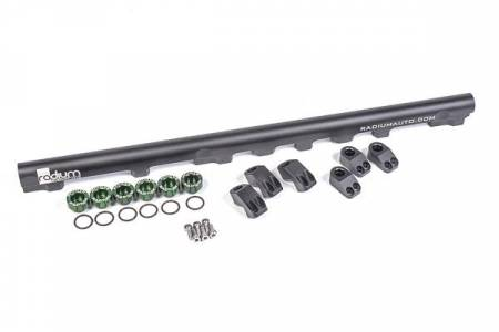Radium Engineering - Radium Engineering Toyota 1JZ-GTE non-VVTi Engine Top Feed Fuel Rail