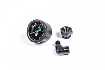 Radium Engineering - Radium Engineering 08-17 Subaru WRX STI Fuel Pressure Gauge w/ 8AN ORB Adapter