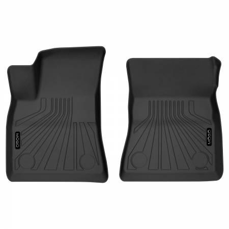 Husky Liners - Husky Liners 2018 Tesla Model 3 Mogo Black Front Row Floor Liners