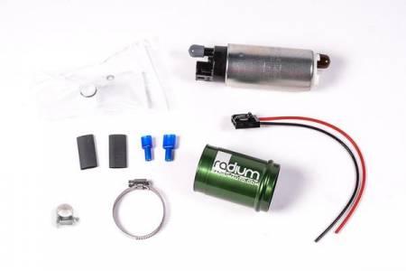 Radium Engineering - Radium Engineering 01-06 BMW E46 M3 to Walbro 255 Fuel Pump Install Kit (Pump Incl)