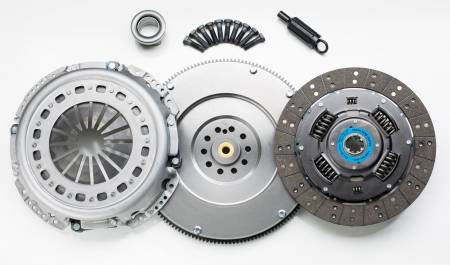 South Bend Clutch / DXD Racing - South Bend Clutch 99-03 Ford 7.3 Powerstroke ZF-6 Stock Clutch Kit (Solid Flywheel)