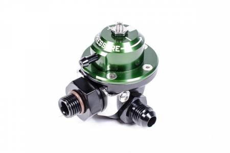 Radium Engineering - Radium Engineering DMR Fuel Pressure Regulator 6AN ORB - Green
