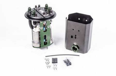 Radium Engineering - Radium Engineering 08-14 Subaru WRX/STI Fuel Hanger (Dual Pump Incl) WALBRO F90000274