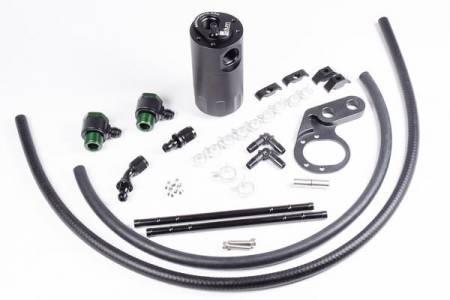Radium Engineering - Radium Engineering 2017+ Honda Civic Type-R CCV Catch Can Kit