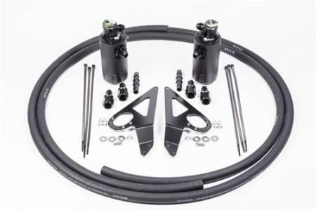 Radium Engineering - Radium Engineering 13+ Scion FR-S / Subaru BRZ Dual Catch Can Kit