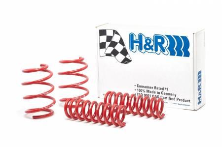 H&R - H&R 12-15 BMW 320i Sedan/328i Sedan/335i Sedan F30 Super Sport Spring