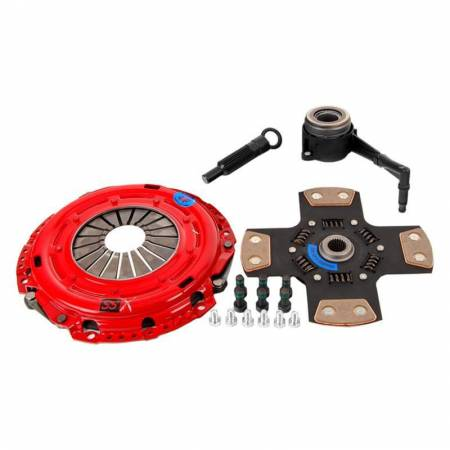 South Bend Clutch / DXD Racing - South Bend / DXD Racing Clutch 91-99 Mitsubishi 3000GT Non-Turbo 3.0L Stg 3 Daily Clutch Kit