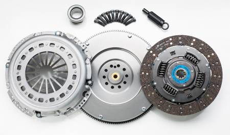 South Bend Clutch / DXD Racing - South Bend Clutch 99-03 Ford 7.3 Powerstroke ZF-6 Org Clutch Kit (Solid Flywheel)
