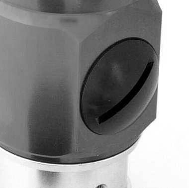 Go Fast Bits - GFB Screw-In Plug (screws into any GFB Trumpet or plumb-back outlet. Valves manufactured before 2003