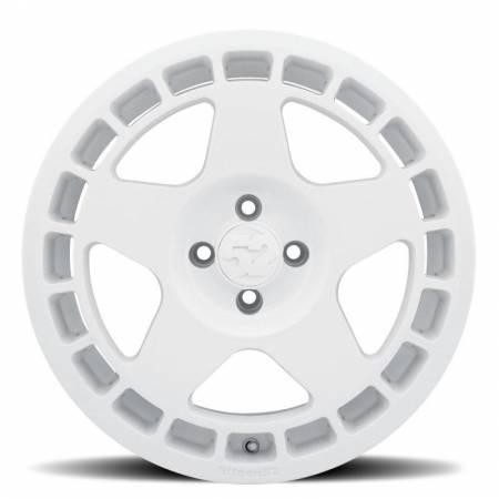 Fifteen52 - Fifteen52 Wheels Rim Turbomac 17X7.5 4X100 ET30 73.1CB Rally White