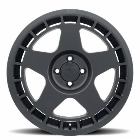 Fifteen52 - Fifteen52 Wheels Rim Turbomac 17X7.5 4X100 ET30 73.1CB Asphalt Black