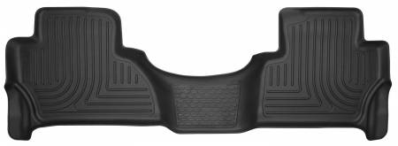 Husky Liners - Husky Liners 15-17 Cadillac Escalade X-Act Contour Black Floor Liners (2nd Seat)