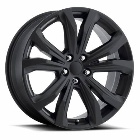 Factory Reproductions Wheels - FR Series 79 Replica Lexus RX350 Wheel 20x8 5X4.5 ET30 60.1CB Satin Black
