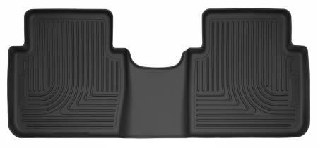 Husky Liners - Husky Liners 17-18 Honda CR-V X-Act Contour Black Floor Liners (2nd Seat)