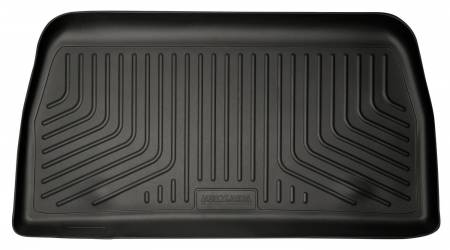 Husky Liners - Husky Liners 11-12 Honda Odyssey WeatherBeater Black Rear Cargo Liner (3rd Seat)