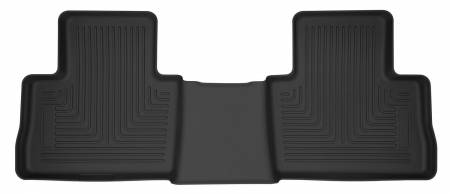 Husky Liners - Husky Liners 2019 Toyota Rav 4 X-Act Contour Black Floor Liner (2nd Seat)