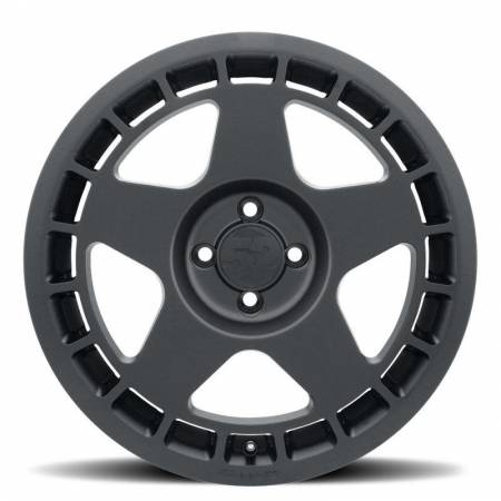 Fifteen52 - Fifteen52 Wheels Rim Turbomac 17X7.5 5X100 ET30 73.1CB Asphalt Black