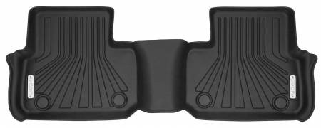 Husky Liners - Husky Liners 2015-2018 Land Rover Discovery Sport Mogo Black Second Row Floor Liners