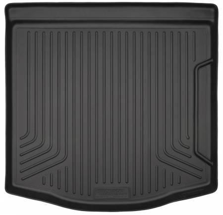 Husky Liners - Husky Liners 2012 Ford Focus WeatherBeater Black Trunk Liner