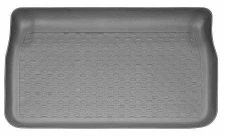 Husky Liners - Husky Liners 05-12 Chrysler Town Country/Dodge Grand Caravan Classic Style Gray Rear Cargo Liner