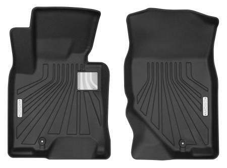 Husky Liners - Husky Liners 14-17 Infiniti QX50 Mogo Black Front Row Floor Liners