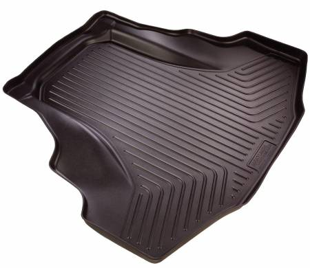 Husky Liners - Husky Liners 08-12 Honda Accord WeatherBeater Black Trunk Liner