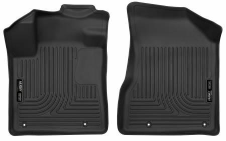 Husky Liners - Husky Liners 15-17 Nissan Murano Black Front Floor Liners