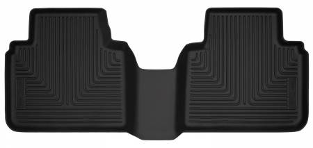 Husky Liners - Husky Liners 18-19 Honda Accord Sedan X-Act Contour Black Floor Liners (2nd Seat)