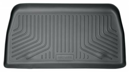 Husky Liners - Husky Liners 11-12 Honda Odyssey WeatherBeater Gray Rear Cargo Liner (3rd Seat)