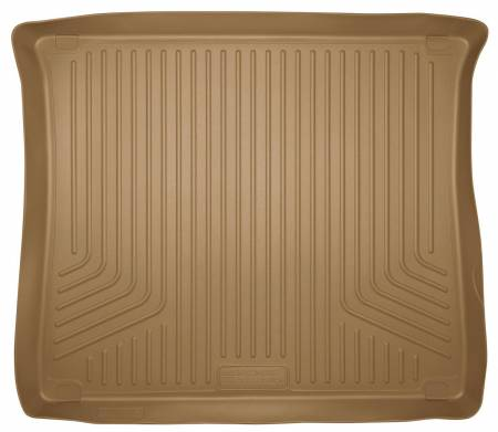 Husky Liners - Husky Liners 08-12 Ford Escape/Mazda Tribute (Non-Hybrid) WeatherBeater Tan Rear Cargo Liner
