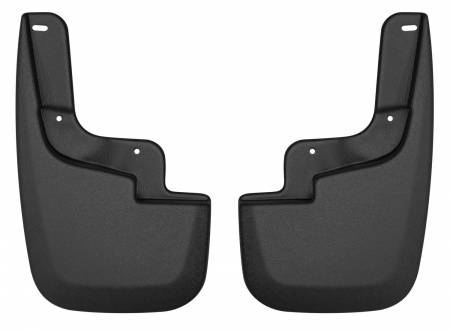 Husky Liners - Husky Liners 15 Chevy Colorado/ GMC Canyon Custom-Molded Front Mud Guards