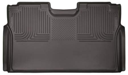 Husky Liners - Husky Liners 15-17 Ford F-150 SuperCrew Cab X-Act Contour Cocoa 2nd Seat Floor Liner