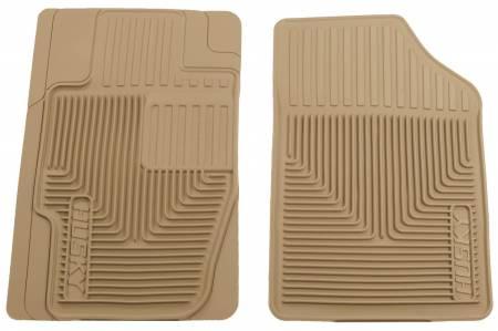 Husky Liners - Husky Liners 07-09 Acura MDX/07-12 Lincoln MKX/MKZ Heavy Duty Tan Front Floor Mats