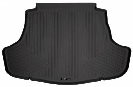 Husky Liners - Husky Liners 2018+ Toyota Camry WeatherBeater Black Trunk Liner