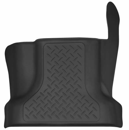 Husky Liners - Husky Liners 15-17 Ford F-150 SuperCrew Cab X-Act Contour Black Center Hump Floor Liners