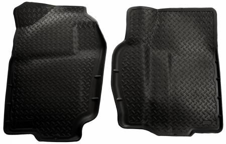 Husky Liners - Husky Liners 94-02 Dodge Ram Full Size Classic Style Black Floor Liners