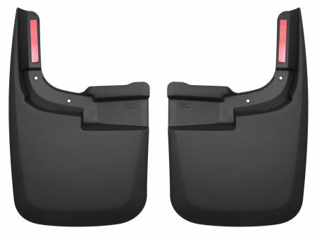 Husky Liners - Husky Liners 2017 Ford F-250/F-350 Front Mud Guards