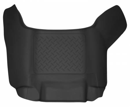 Husky Liners - Husky Liners 02-16 Dodge Ram 2500 Quad Cab X-Act Contour Black Center Hump Floor Liners