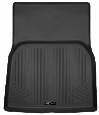 Husky Liners - Husky Liners 10-12 Ford Taurus/09-12 Lincoln MKS WeatherBeater Black Trunk Liner