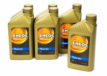 ENEOS - ENEOS Gear Oil 75W90 6 X 1 Qt 3092-302