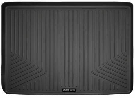 Husky Liners - Husky Liners 2015 Chev/GM Suburban/Yukon XL WeatherBeater Black Rear Cargo Liner to Back Third Seat