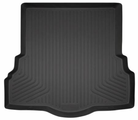 Husky Liners - Husky Liners 13 Ford Fusion WeatherBeater Black Trunk Liner