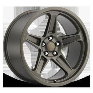 Factory Reproductions Wheels - FR Series 73 Replica SRT Demon Wheel 20X10.5 5X115 ET22 71.5CB Bronze