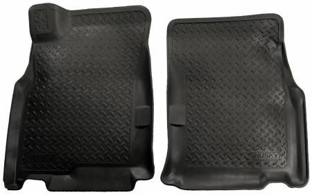 Husky Liners - Husky Liners 03-09 Toyota 4Runner (4DR) Classic Style Black Floor Liners