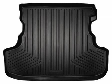 Husky Liners - Husky Liners 11-12 Chrysler 200/Dodge Avenger WeatherBeater Black Trunk Liner