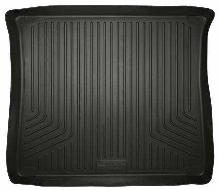 Husky Liners - Husky Liners 2012 Mercedes ML350 WeatherBeater Black Rear Cargo Liner (Behind 2nd Seat)
